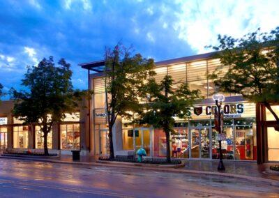 595 Central – Retail Building