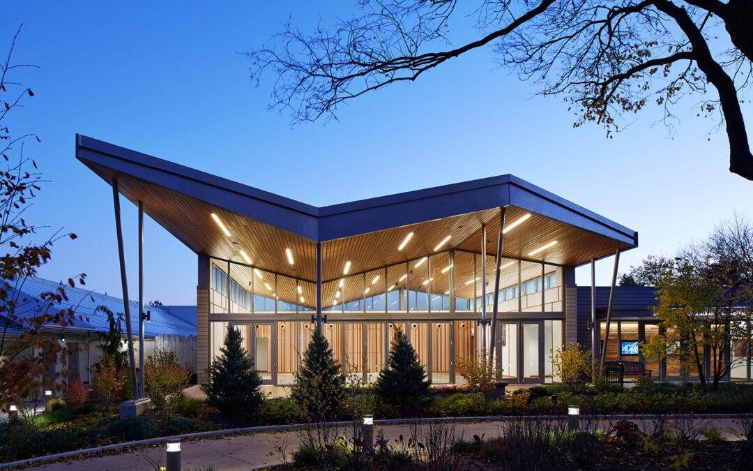 Ambassador Animal Building – Brookfield Zoo