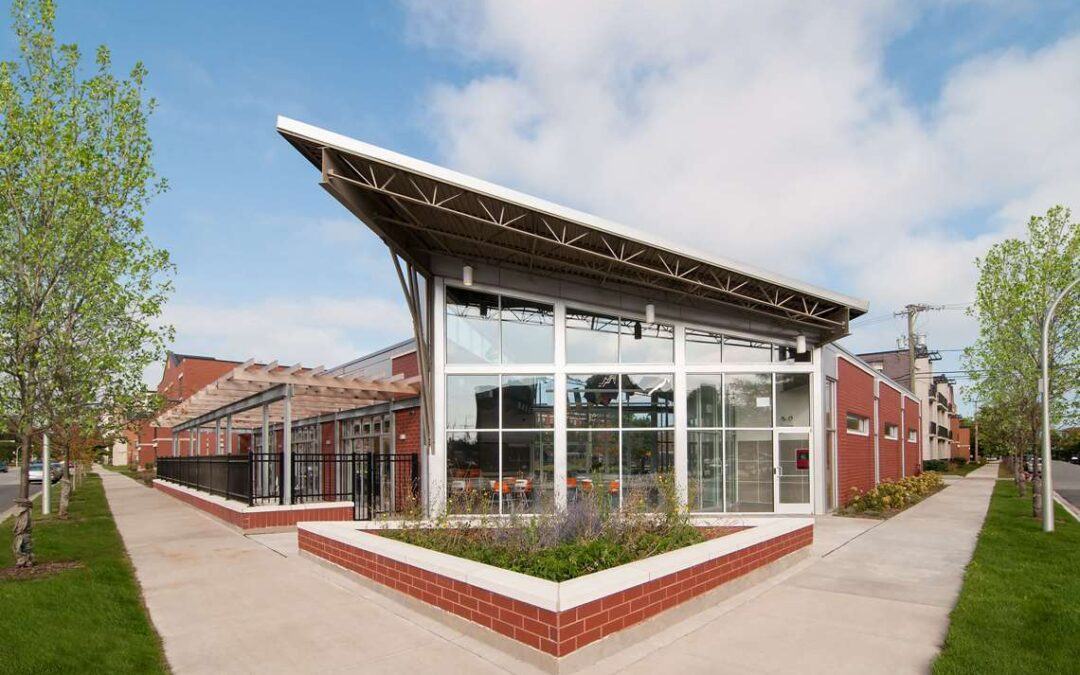 Oakwood Shores Community Center
