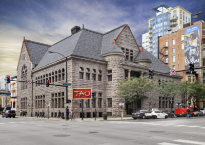 Tao Chicago