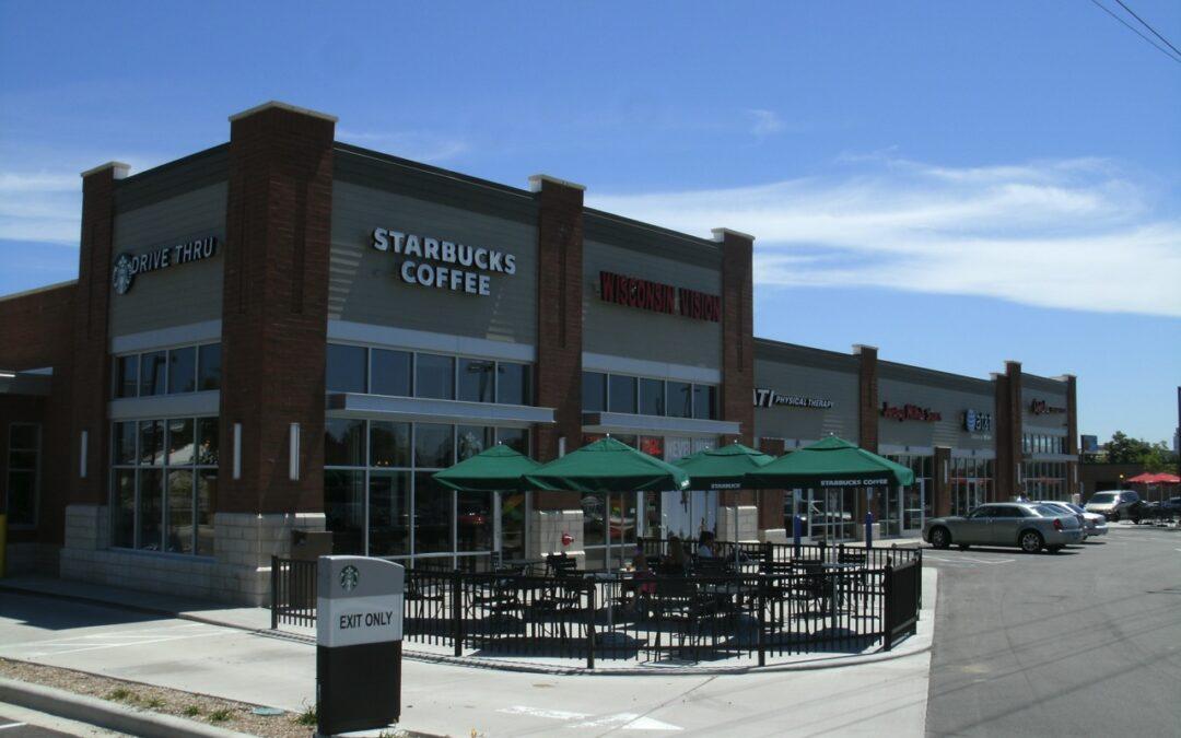 West Milwaukee Retail Center
